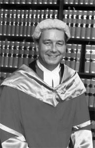 The Honourable Steven Ronald Bailey