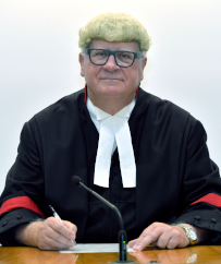 The Honourable Associate Justice Vince Luppino