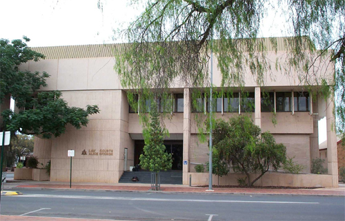 Alice Springs Current Supreme Court