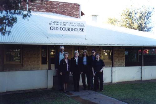 Alice Springs Old Supreme Court
