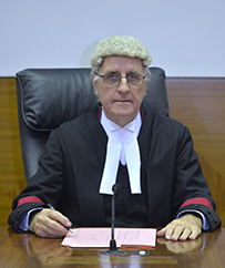 The Honourable Justice Graham Hiley