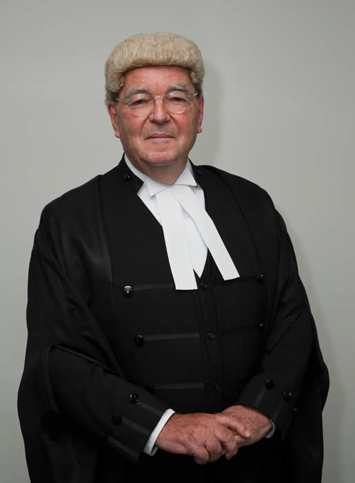 The Honourable David Norman Angel