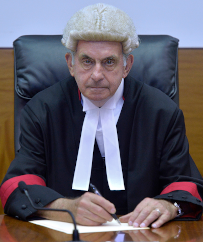 The Honourable Acting Justice Anthony Graham