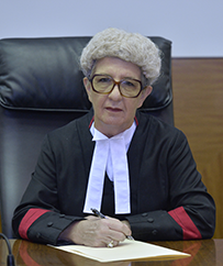 The Honourable Justice Judith Kelly