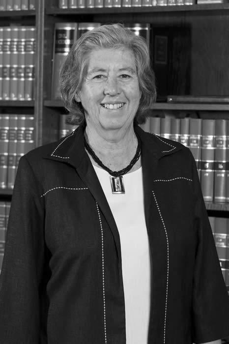 The Honourable Sally Gordon Thomas