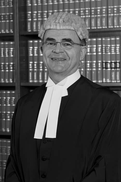 The Honourable Brian Ross Martin
