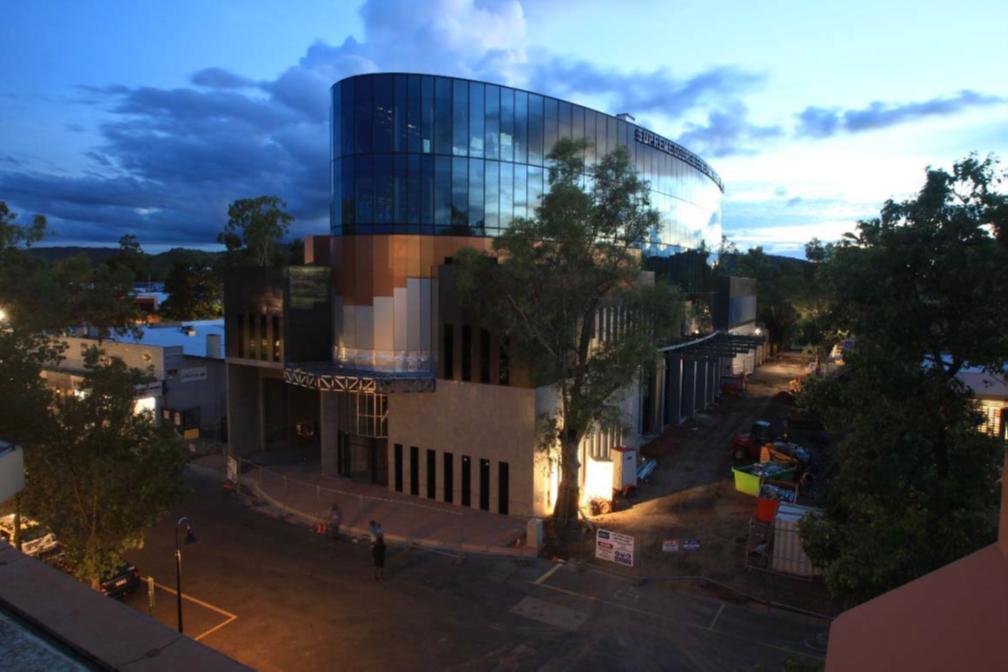 Supreme Court in Alice Springs
