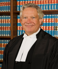 The Honourable Justice John Reeves