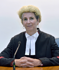 The Hon. Justice Sonia Brownhill