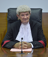 The Honourable Acting Justice Dean Mildren
